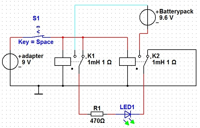 using 8 AAA Eneloops as UPS for Arduino